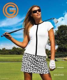 lady golfing   95. Lady Golf