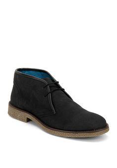 Knotty Derby | Jordan Desert Black Boots
