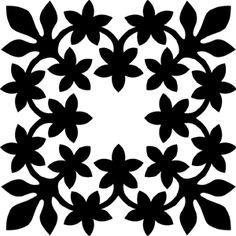 Advanced Embroidery Designs - Hawaiian Motif Applique Set II ... : free hawaiian quilt patterns - Adamdwight.com
