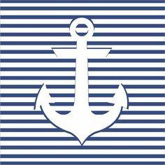 Placa Decorativa Âncora - Papel de Parede e Adesivos Decorativos - AdsiveShop Nautical Wallpaper, Wallpaper Iphone Cute, Silk Painting, Darwin, Nautical Theme, Navy, Wallpapers, Prints, T Shirt