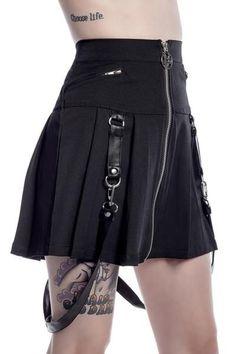 Blaire B*tch Mini Skirt [B]
