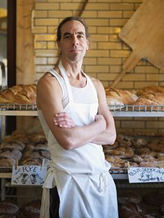 Jonathan Stevens bakes loaves of bread a week, most of which contain flour from nearby Four Star Farms — and some of which are 100 percent local. Star Farm, Great Grains, Modern Farmer, Sustainable Living, Farms, Breads, Baking, Food, Haciendas