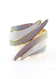 Gold Wing Cuff Bracelet 6.99
