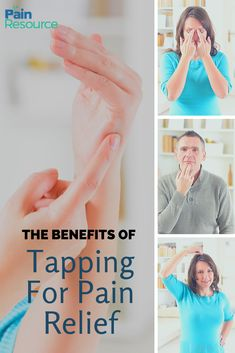 Tapping, a type of emotional freedom technique (EFT), may help some people with chronic pain. Read on for more information. Health And Beauty, Health And Wellness, Health Tips, Health Fitness, Eft Tapping, Tapas, Invisible Illness, Natural Health Remedies, Natural Healing