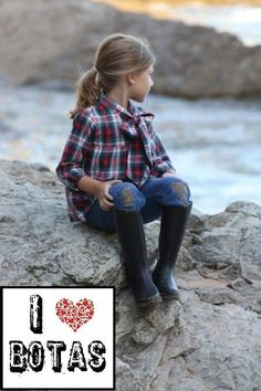Botas Crianças Boots Kids