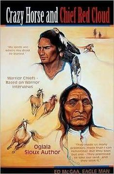 Crazy Horse & Chief Red Cloud