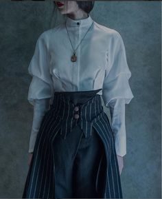 Discover recipes, home ideas, style inspiration and other ideas to try. Cool Outfits, Fashion Outfits, Womens Fashion, Mode Harajuku, Yennefer Of Vengerberg, Vintage Outfits, Vintage Fashion, Mein Style, Bioshock