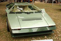 """Concept car Aston Martin """"Bulldog"""" - 1980"""