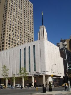 LDS Temple NYC, I'm going there someday!!
