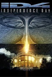 Independence Day | I loved this, and I'm looking forward to the sequel. I don't think it was ever intended to be a completely serious movie. Loved the campiness and the humor.