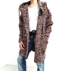 Pletený kabátek FASHION, svetrokabátek Sewing, Knitting, Sweaters, Products, Fashion, Moda, Dressmaking, Couture, Tricot