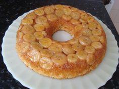 Aprenda a fazer Receita de Bolo de banana, Saiba como fazer a Receita de Bolo de banana, Show de Receitas