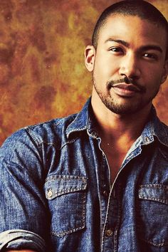 The Originals Actor Marcel | Charles Michael Davis