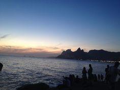 Arpoador Beach Brazil