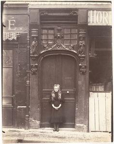 Eugene Atget, Rouen, 1908