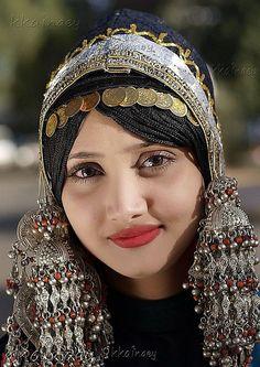 A bride from Yemen |Like Capri Jewelers Arizona on Facebook for A Chance To WIN PRIZES ~ www.caprijewelersaz.com