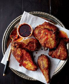An unconventional secret to perfectly crispy fried chicken