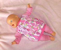 Puppenkleidung Ballontunika & Hose - alle Größen