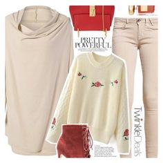 """""""Layers"""" by vanjazivadinovic ❤ liked on Polyvore featuring Chloé, By Terry, polyvoreeditorial and twinkledeals"""