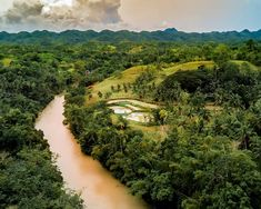 Over the Bohol and Loboc river Bohol Philippines, Country Roads, River, Places, Outdoor, Outdoors, Outdoor Games, The Great Outdoors, Rivers