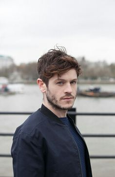 iwan rheon- he may play a sadist but at least he's a pretty sadist