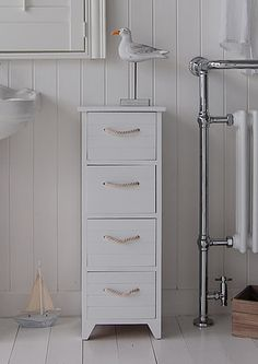 Bathroom Units Free Standing a crisp white freestanding bathroom storage furniture. a narrow