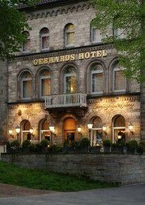Das Gerhard's Hotel