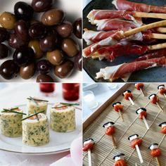 10 Ten-Minute Appetizer Recipes