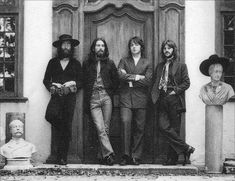 August 22, 1969: Little did the Beatles know that this would be their last photo shoot before John Lennon's murder