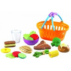 New Sprouts® Dinner Basket, LER9732