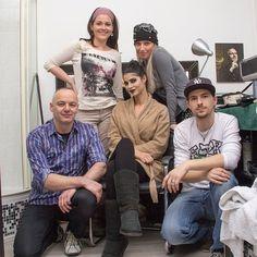 Ursula Strauss, Gina Lisa, Jazz, Nadja, Michaela, Star Wars, Up, Celebrities, Guys