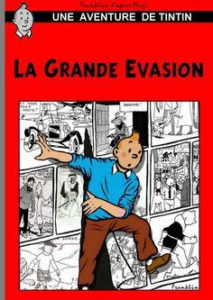 Tintin la grande évasion