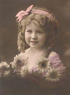 pretty vintage girl