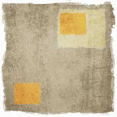 Olive Square II by Irena Orlov Painting Print on Wrapped Canvas