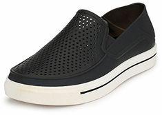Dual gore stretch panels for simple on, off. Iconic Crocs comfort: original Croslite foam cushion Subject matter: Rubber Way Crocs, Cushion, Slip On, Sneakers, Men, Vintage, Design, Tennis, Slippers