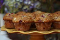 Bo's Bowl: Strawberry Cream Cheese Muffins
