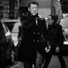 Walking Gentleman