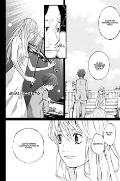 Manga Shigatsu wa Kimi no Uso Capítulo 37 Página 27
