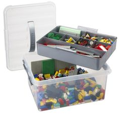Buy the Q-Box for Toys today! A part of our Toy Storage Boxes range. Lego Storage Boxes, Toy Boxes, Plastic Laundry Basket, Shoe Rack, Divider, Toys, Hand Painted, Baby, Products