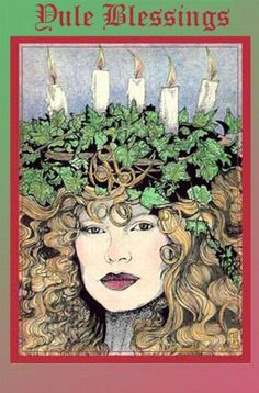 Winter Solstice:  Yule Blessings.