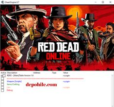 RDR2 Online Hile Yapımı Silah, Envanter Bedava Bansız 2021 Red Dead Online, Cheat Engine, Cheating, Game, Movies, Movie Posters, Films, Film Poster, Gaming