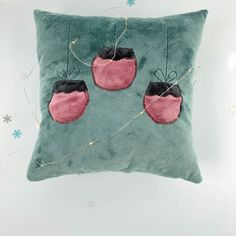 Bombkowa poduszka