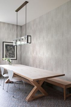 Back To Nature Collection - Fabric Wallpaper Australia / The Ivory Tower