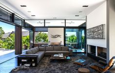 Godden Cres is a private residence located in Auckland, New Zealand.