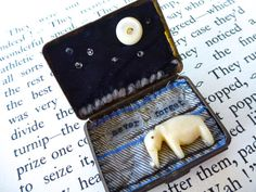 Never Forget Miniature Antique Elephant by LittleBurrowDesigns, £25.00