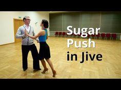 Jive - Sugar Push and Practice Routine - YouTube