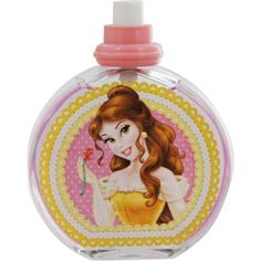 Beauty & The Beast By Disney Princess Belle Edt Spray