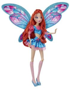 Winx Club Believix Deluxe Fashion Puppe – Bloom [UK Import] | Your #1 Source for Toys and Games