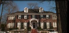 Tour the House in the Movie Home Alone --