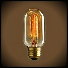 Nostalgic- Glow Antique Style Bulbs are specially engineered to provide a beautiful mood enhancing level of light at standard line Voltage. This radio vintage bulbs will operate with a normal life exp